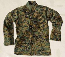 Helikon Woodland Digital camo US MARINES USMC ARMY MARPAT MCCUU Jacke Shirt SR