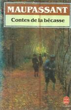 GUY DE MAUPASSANT CONTES DE LA BECASSE