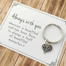 Always With You Sympathy / bereavement mini gift