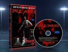 JagZombies Atari Jaguar CD BLOOD RED CD EDITION. 2018 Release (LIMITED RED DISK)