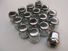 M12 x 1.5mm Chrome Plated Wheel Nuts For Alloy & Steel Wheels x 16 (WN369a)