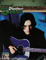 Matthew Sweet 1999 In Reverse Original Promo Poster
