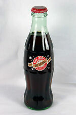 Coke Bottle Full: Herb Group Bottling Indiana Chicago Wisconsin 20 Years