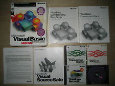 Microsoft Visual Basic Enterprise Edition 5.0 Upgrade