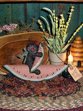 Primitive Ant Watermelon Picnic Pedi Ornies Paper Pattern 337