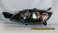 TYC Left Side Halogen Headlight Lamp Assembly for Mazda 3 Hatchback 2004-2009