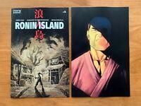 RONIN ISLAND 4 Kris Anka, Ethan Young Variants BOOM! STUDIOS 2019 NM+