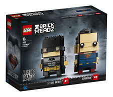 LEGO BrickHeadz Tactical Batman Superman 2018 (41610)