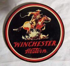 Vintage Winchester western Advertisement Refrigerator Magnet