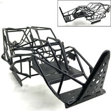 Metal Chassis Roll Cage Frame Body for RC 1/10 Scale AXIAL WRAITH Crawler Cars