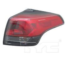 TYC NSF Right Side Tail Light Assy for Toyota RAV4 None LED 2016-2017 Models