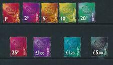 GB 1994 Postage Due SG D102-D110 MNH
