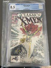 Classic X-Men #9 Marvel Comic CGC 8.5