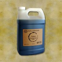 Official acid stain for concrete pale brown yellow color 1 gallon Yukon