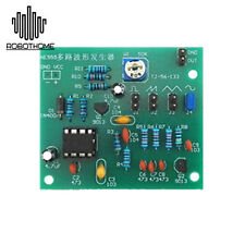 DIY Electronic Kit NE555 Multi-Channel Waveform Generator Suite Brain Study Kit