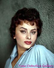 Actress Sophia Loren (20) - Celebrity Photo Print