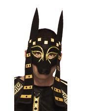 Mythical Creatures Anubis Mens Adult Greek Egyptian God Mask