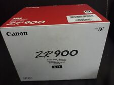 CANON ZR900 DIGITAL VIDEO CAMCORDER