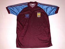 WEST HAM UNITED 1982 1983 1984 HOME FOOTBALL SHIRT JERSEY ADIDAS SIZE S N34