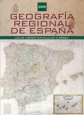 UNED Geografía regional de España, eBook, 2014
