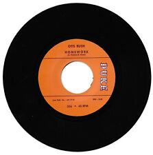 Otis Rush Homework / I Have To Laugh  R&B/Northern Soul Reissue