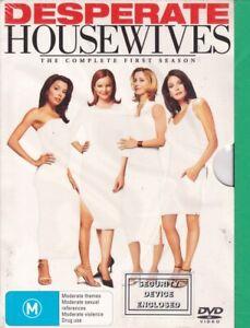 Desperate Housewives : Season 1 : Brand New (Y, DVD, 2005, 6-Disc Set, Region 4)