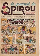 Spirou 27 juillet 1942  TTBE