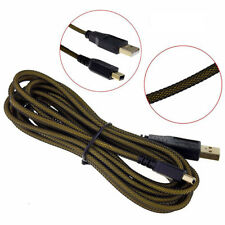 USB Data Cable Sync Charger Cord for Nintendo 3DS XL/3DS/NDSI XL 2DS / 3m