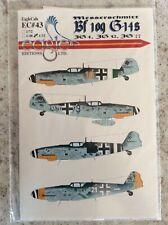 EagleCals  1/32 #43 Messerschmitt Bf 109 G-14S