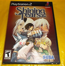 SHINING TEARS Ps2 Versione NTSC Americana ○○○○ NEW SEALED