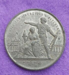 1879 BASEL EIDG.SCHUTZENFEST MEDAL