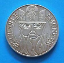 Francia 100 Franchi  1990 FDC  - Carlo Magno