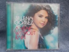 SELENA GOMEZ & THE SCENE A YEAR WITHOUT RAIN C.D.NEW