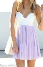 Sabo Skirt Lavender Tea Dress - NWT - Size 10