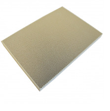 Jewellers HONEYCOMBE à souder carton mat feuille bloc 200 x 140 x 12 mm-TS112