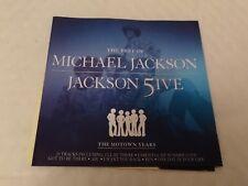 Michael Jackson / Jackson Five 5ive - The Best Of - CD (2001) Pop Soul Motown