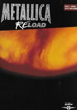 Partition Basse voix - Metallica - Play It Like It Is Guitar - Metallica Reload