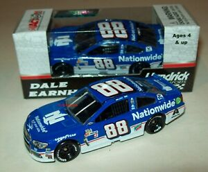 Dale Earnhardt Jr 2017 Nationwide Darlington Throwback #88 Chevy SS 1/64 NASCAR