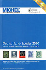MICHEL CATALOGO GERMANIA SPECIALIZZATO VOLUME 2 2020 - Deutschland Spezial