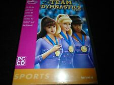 Barbie Team Gymnastics  Pc game