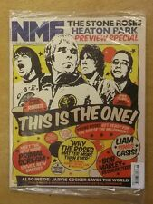 NME JUNE 30 2012 THE STONE ROSS OASIS BOB MARLEY VACCINES KASABIAN MILES KANE