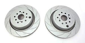 AP Racing Rear Big Brake Kit Replacement Discs Toyota GT86