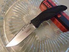 """Kershaw Whirlwind Ken Onion Assisted Open Pocket Knife 14C28N 1560SW 7 3/4"""" Open"""