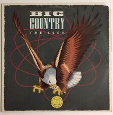 Big Country - The Seer - EXcellent Vinyl LP