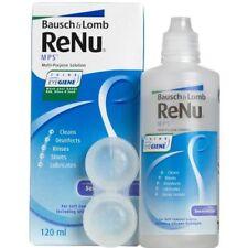 Bausch & Lomb Renu Mps Multipropósito Para Lentes De Contacto solución - 120 Ml