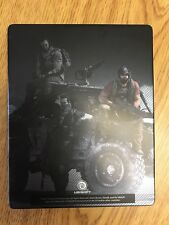 Tom Clancy's Ghost Recon Collectors Steel Book ONLY NO Video game