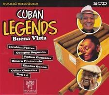 Cuba Legends - Cuban Legends Buena Vista - 2 CD