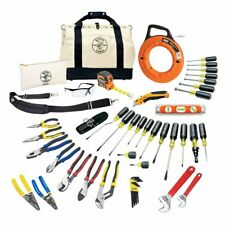 Klein 80141 41 Piece Complete Journeyman Tool Set
