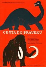 CESTA DO PRAVEKU (1955) * with switchable English subtitles *