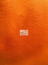 "SOLID POLAR FLEECE ANTI-PILL FABRIC - 30 Colors - 60"" WIDTH SOLD BY THE YARD"